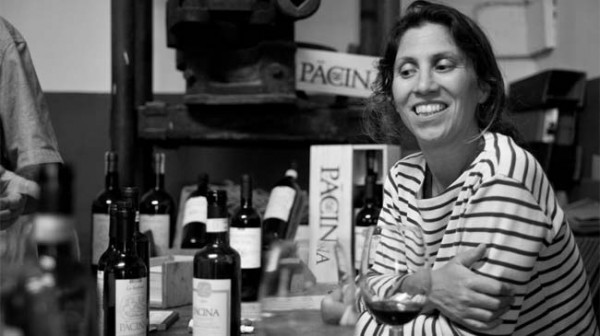 Giovanna Tiezzi of Pacina Winery
